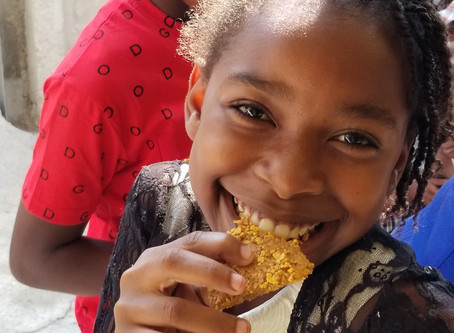 """How V'ice Haiti's """"V'bars"""" Bring Nutrition to the People and Jobs to the Unemployed"""