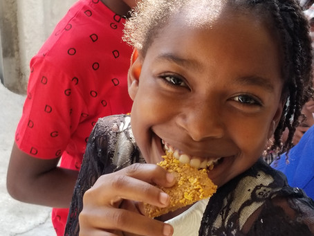 "How V'ice Haiti's ""V'bars"" Bring Nutrition to the People and Jobs to the Unemployed"