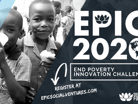 Apply to Change The World with EPIC