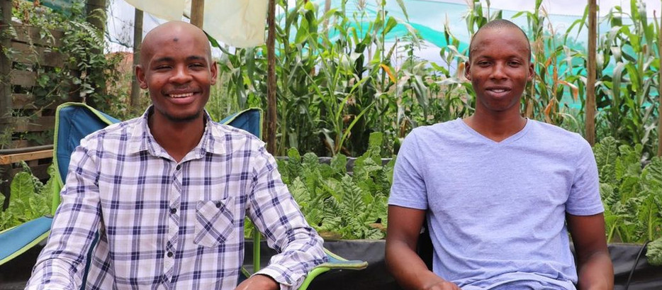 EPIC First Place winner VegeThentic Farm gets adopted on by Social Ventures Foundation