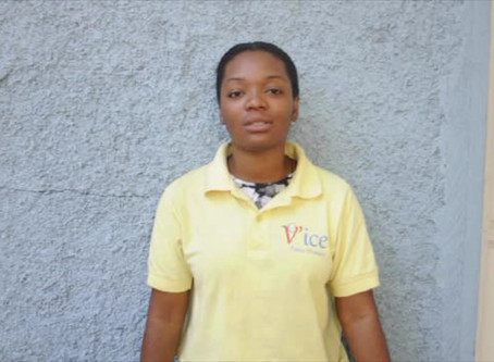 V'ie Haiti: Meet Roy