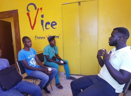 V'ice Haiti is getting social on FB and Instagram!