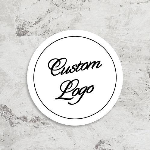 Custom logo design, business logo, branding