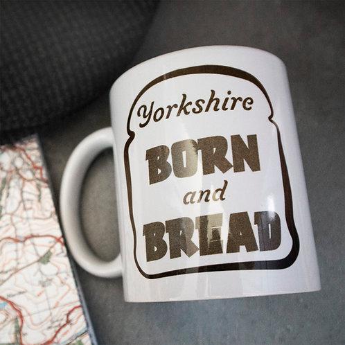 Yorkshire, Born and Bred, Mug