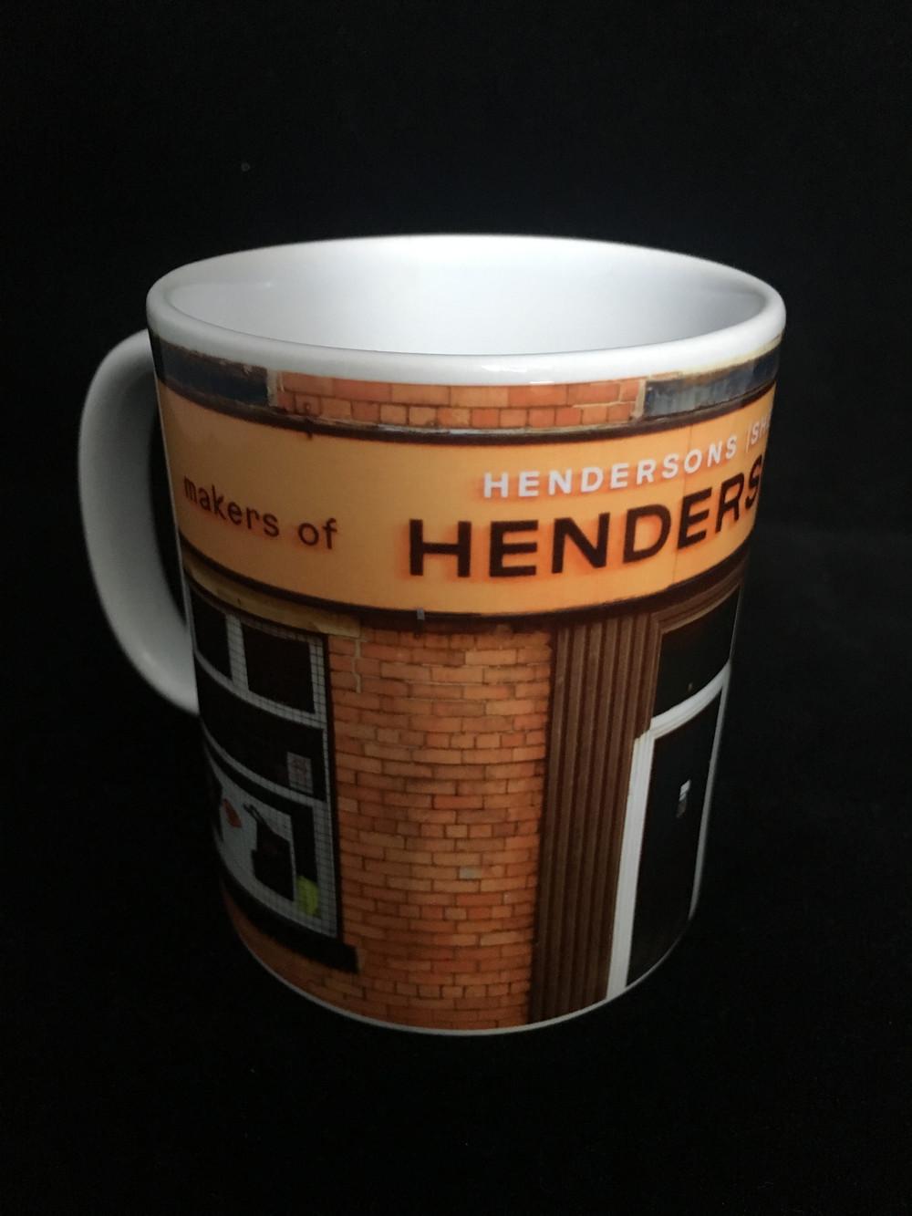 Henderson's Mug