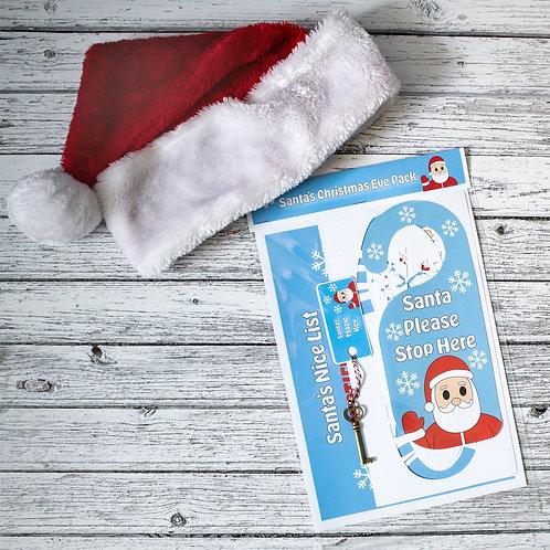 Fun pack, Santa, Christmas Eve, Xmas