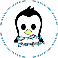 Crafty Penguin Plain logo vector ai.png