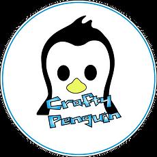 Crafty Penguin Plain logo vector ai.png