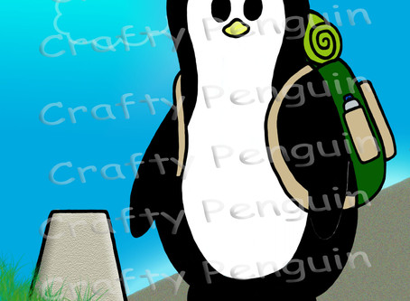 Another busy week at Crafty Penguin