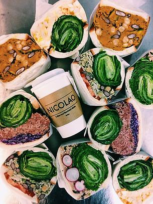 NICOLAO Coffee And Sandwich Works