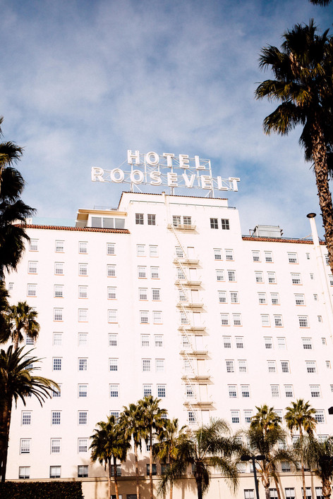 Hollywood, California - Travel images by Ann Ilagan Photography