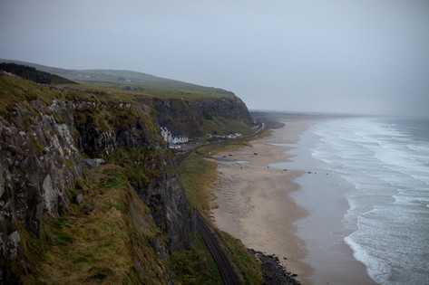 Coast of Northern, Ireland - Travel images by Ann Ilagan Photography