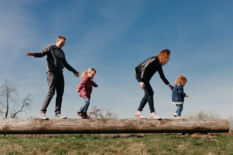 Hamburg, Germany - family portrait session by Ann Ilagan Photography