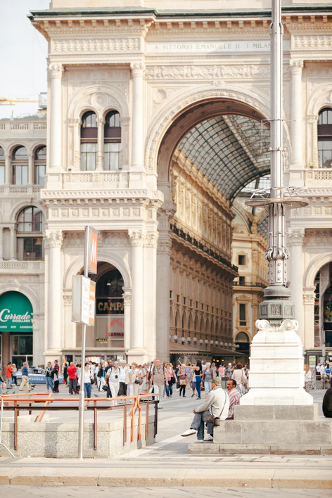 Milan, Italy - Travel images by Ann Ilagan Photography