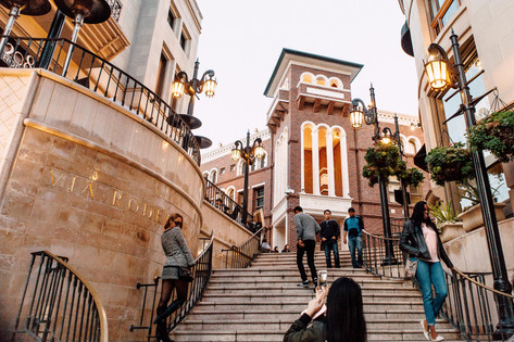Rodeo Drive, Beverly Hills, California - Travel images by Ann Ilagan Photography