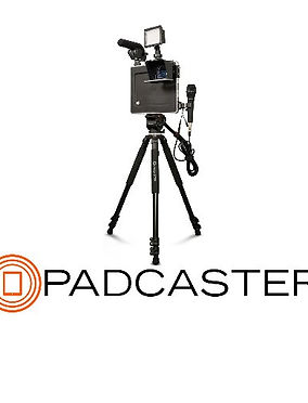 Padcaster - Ultimate Studio & Logo
