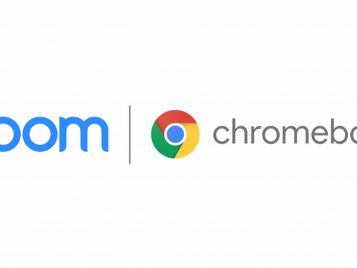 Zoom Meetings na Chromebook