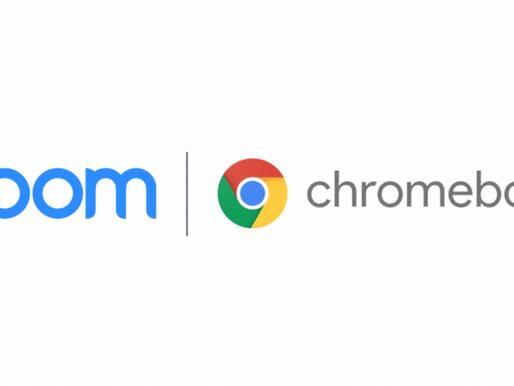 Zoom Meetings na Chromebook
