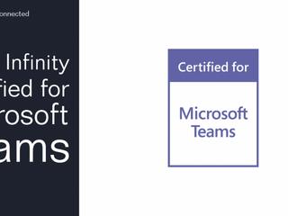 Pexip Infinity wer. 20 już dostępny wraz gateway'em do Microsoft Teams dla terminali H.323/SIP i