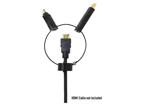 Vivolink Adapter Ring HDMI (PROADRING1) - DP na HDMI + Mini DP na HDMI