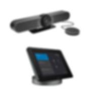Skype Room System Logitech SmartDock MeetUp