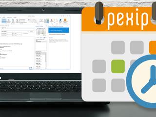 Planowanie spotkań Pexip bezpośrednio z Outlook'a (Pexip Scheduling)
