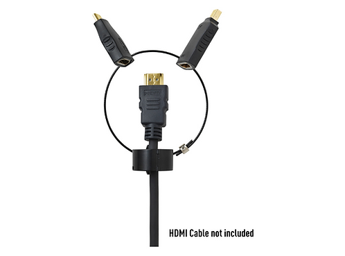 Vivolink Adapter Ring HDMI (PROADRING2) - Mini DP na HDMI + Mini HDMI na HDMI