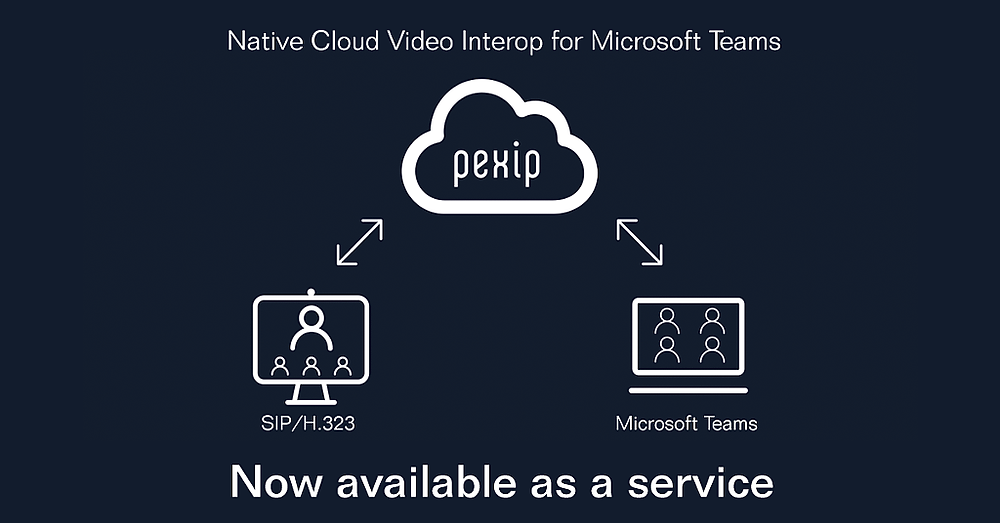 MS Teams CVI as a Pexip service