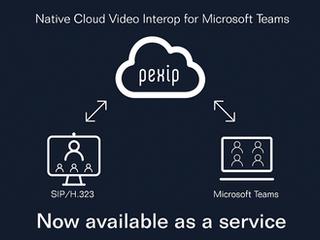 Microsoft Teams gateway dla terminali H.323/SIP w wersji usługi chmurowej od Pexip