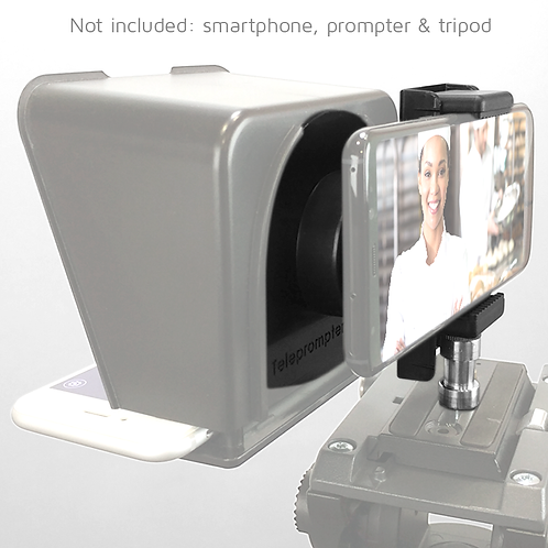 Smartfon Clip do Telepromptera