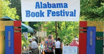 Alabama Book Festival – Old Alabama Town – Montgomery, AL