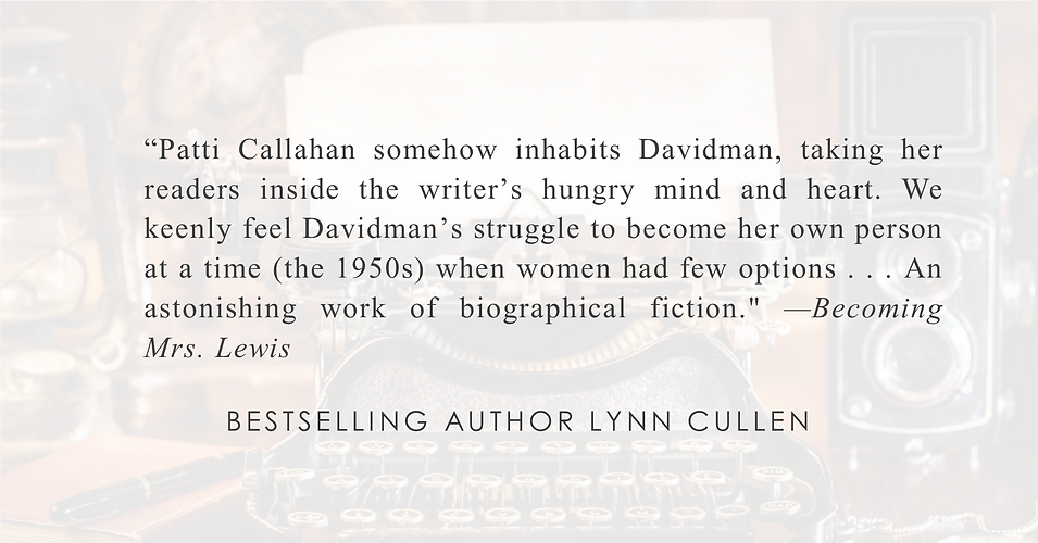 Bestselling Author Lynn Cullen