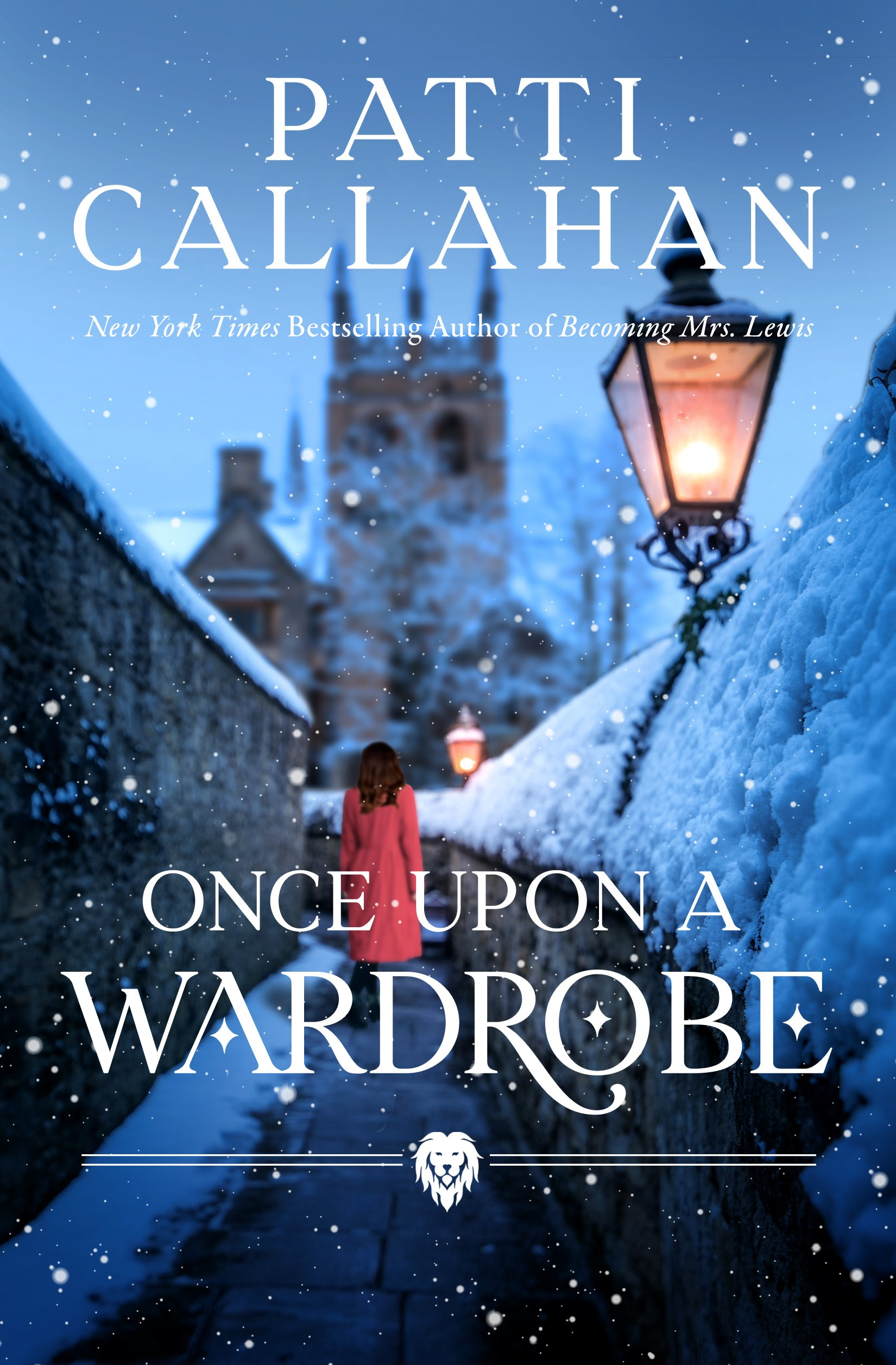 Once Upon a Wardrobe final cover