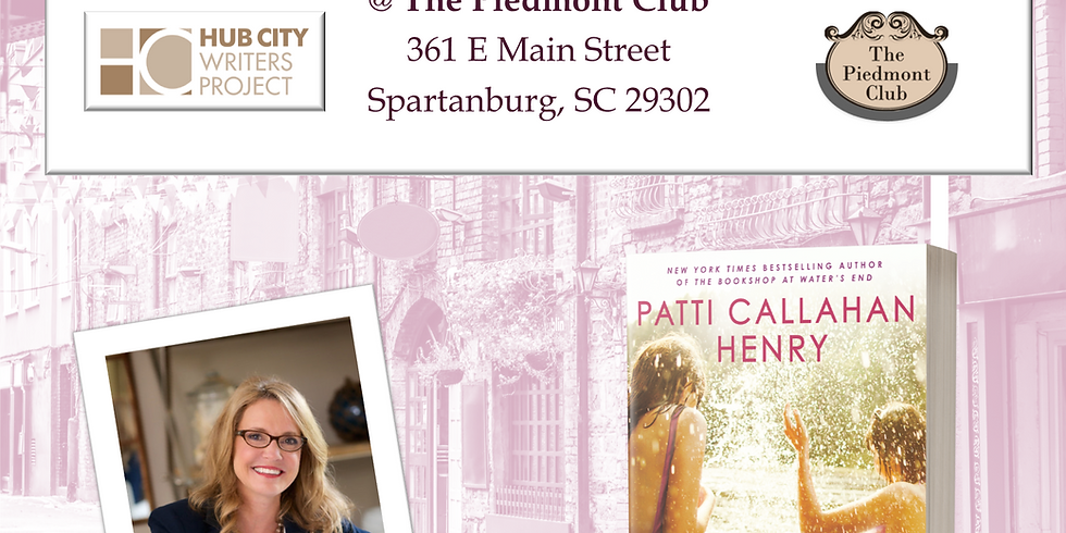 SPARTANBURG, SC | Fri, Oct 25, 2019, 12:00pm–1:00pm