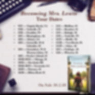 Becoming Mrs. Lewis Tour Dates