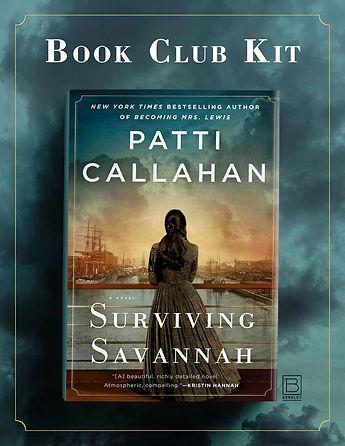 Surviving Savannah Book Club Kit