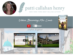 Video:  Becoming Mrs. Lewis