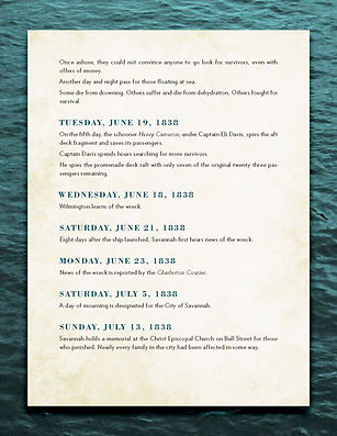 Timeline page four