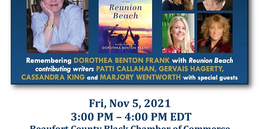 BEAUFORT, SC |  Friday, Nov 5, 2021 @ 3:00 PM – 4:00 PM EDT