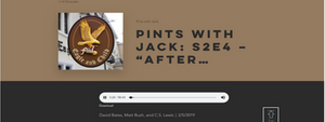 Podcast with Patti Callahan and Pints with Jack