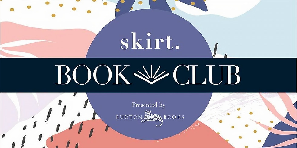 CHARLESTON, SC  Buxton Books Presents the Skirt Book Club