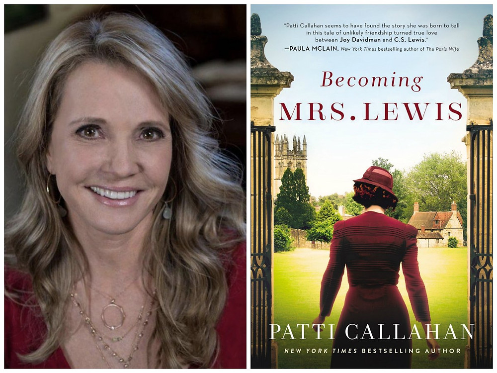 Becoming Mrs. Lewis by Patti Callahan Henry