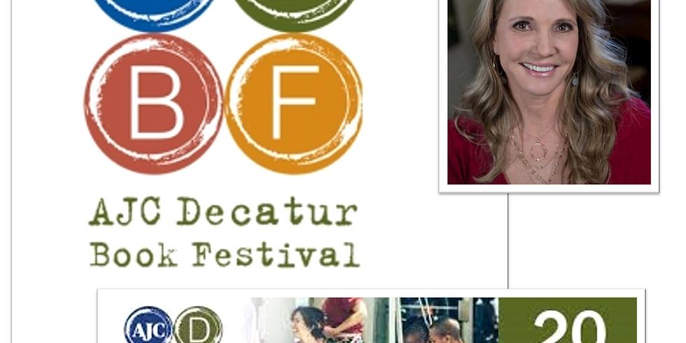 DECATUR, GA | AJC Decatur Book Festival  Aug 30-Sept 1, 2019