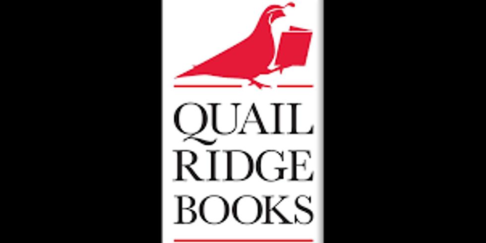 In Conversation with Diane Chamberlain at Quail Ridge
