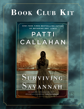 Surviving Savannah Book Club Kit