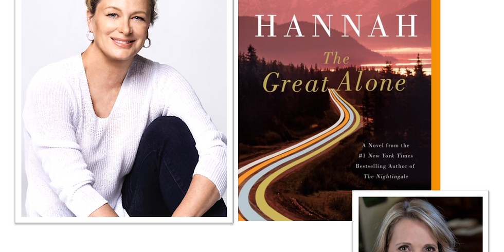 FAIRHOPE | AL  Interview with Kristin Hannah | Friday Oct 4, 2019 6-7pm