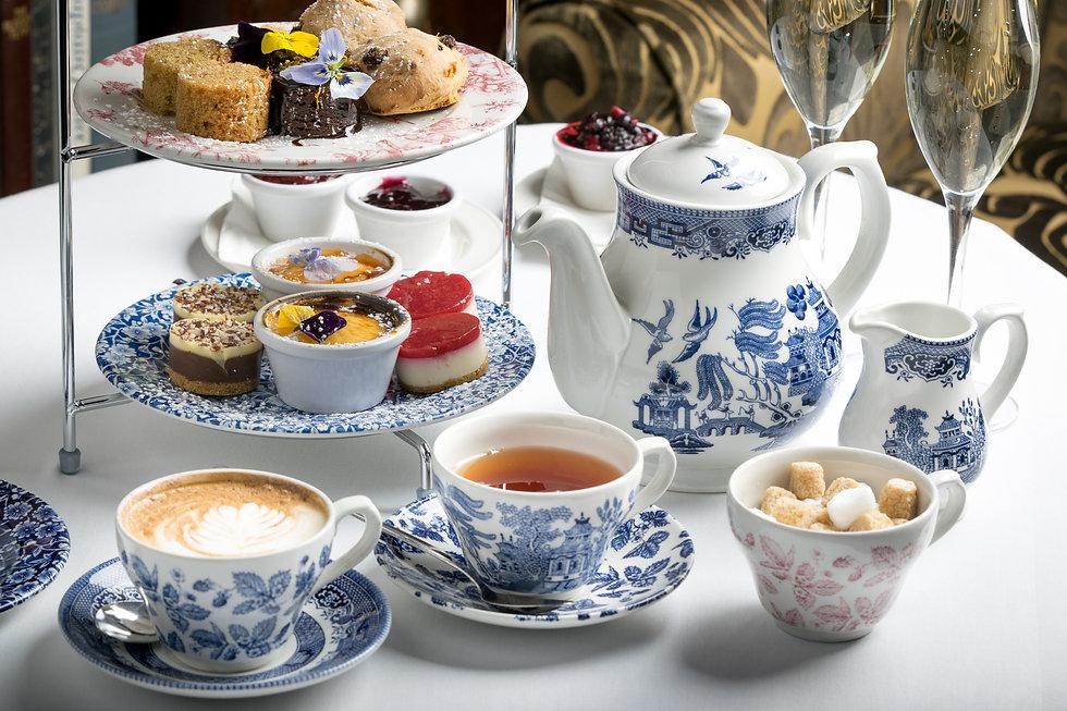 afternoon tea blue scones deserts .jpg