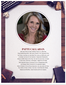 About Patti Callahan l Becoming Mrs. Lewis