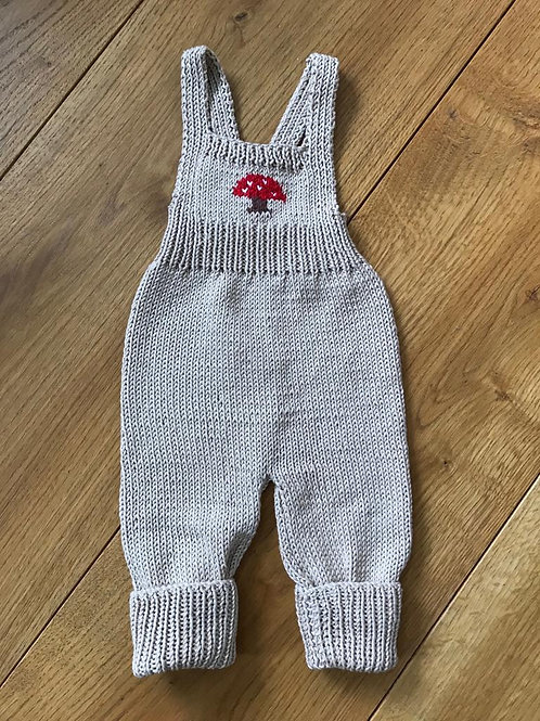 Toadstool Dungarees