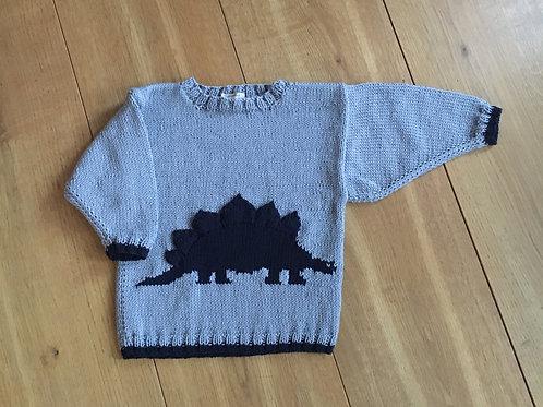Stegosaurus Jumper